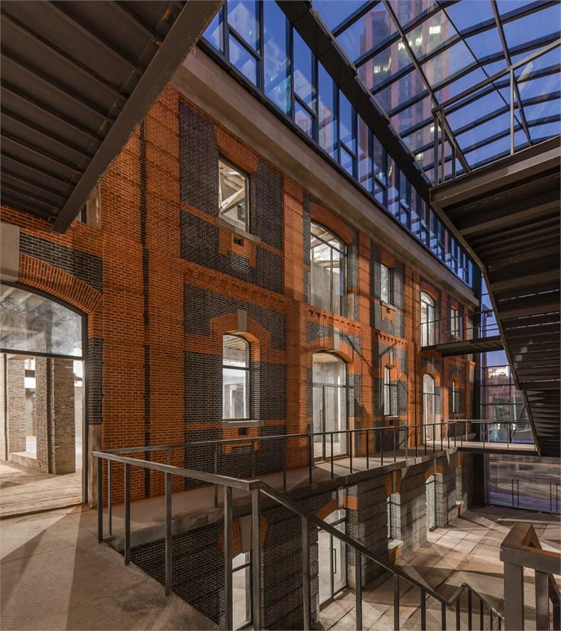【首发】工业遗产的曙光---新泰仓库建筑改造-05