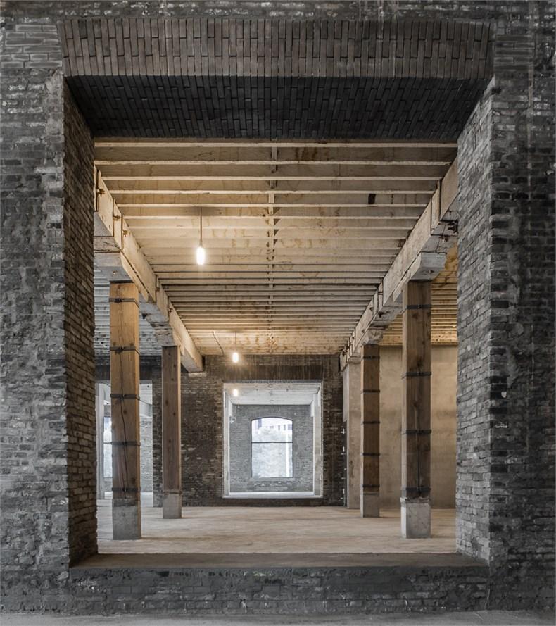 【首发】工业遗产的曙光---新泰仓库建筑改造-08