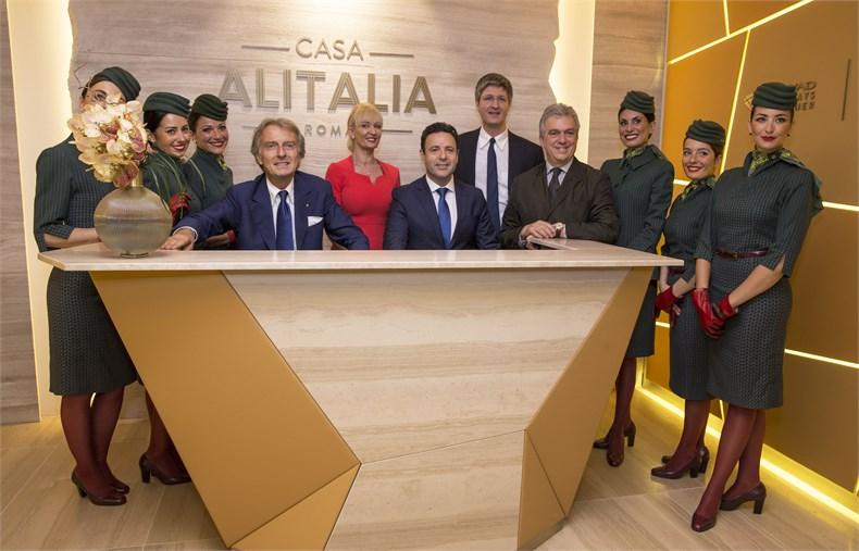 意大利航空公司携手Marco Piva隆重推出家概念的Casa Alitalia-02