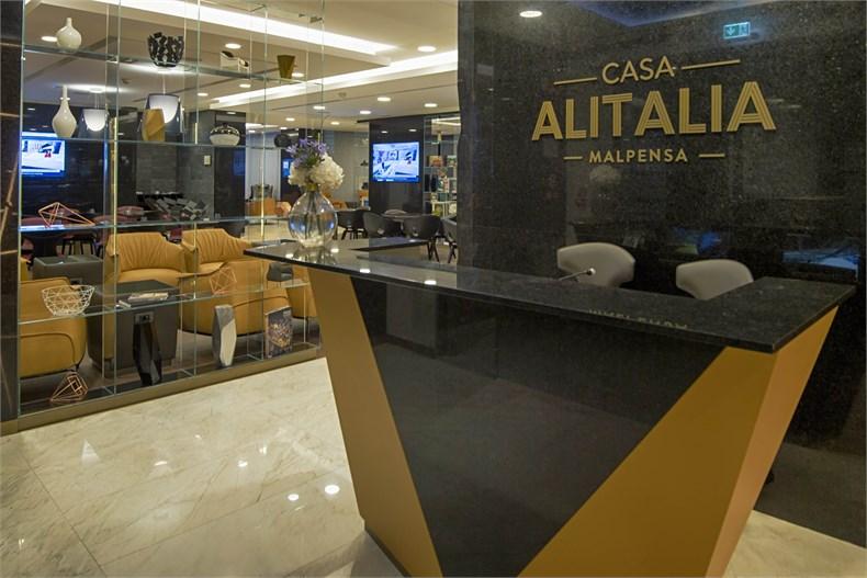 意大利航空公司携手Marco Piva隆重推出家概念的Casa Alitalia-12