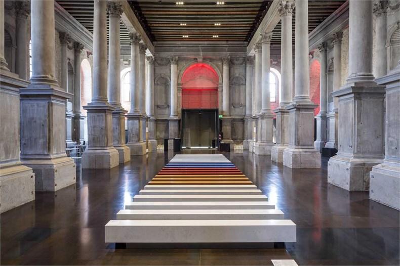 Marco Piva威尼斯双年展之「设计的复合性:材料、色彩、结构」展览-06