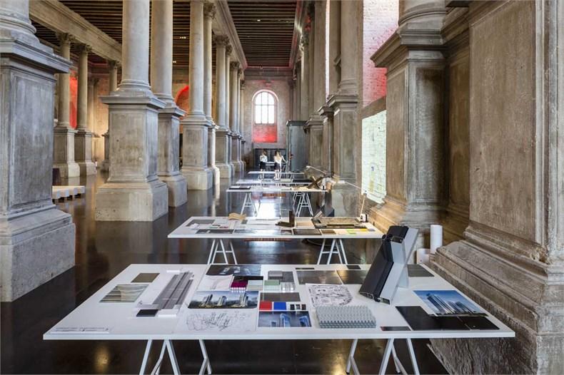 Marco Piva威尼斯双年展之「设计的复合性:材料、色彩、结构」展览-12