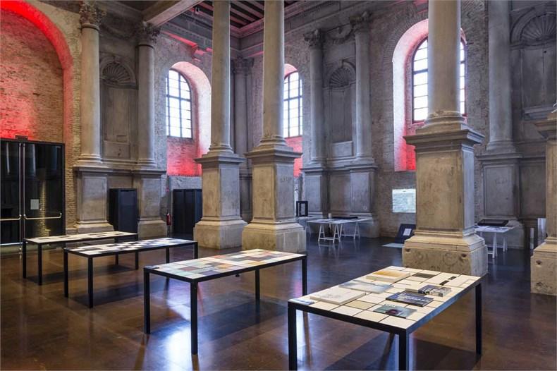 Marco Piva威尼斯双年展之「设计的复合性:材料、色彩、结构」展览-17