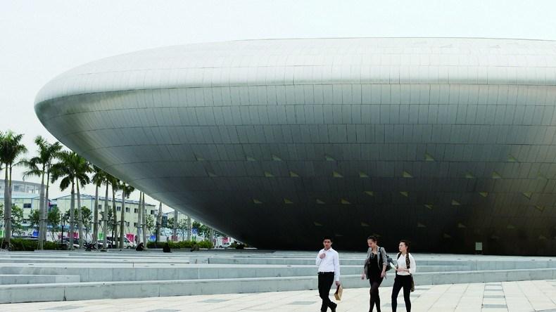 朱锫建筑事务所:OCT设计博物馆设计3