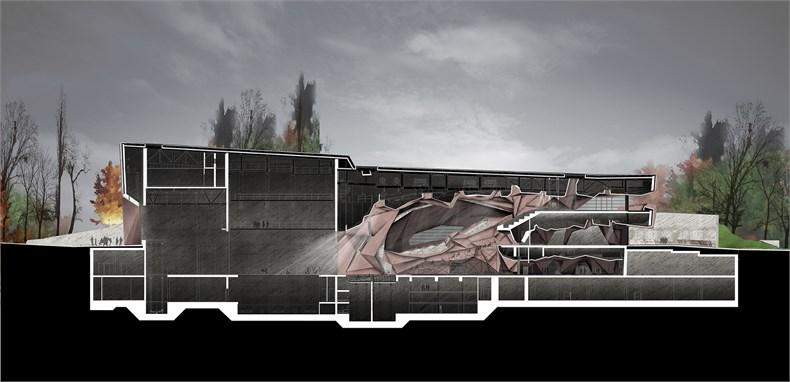 岩石洞穴-波兰托伦音乐厅-17