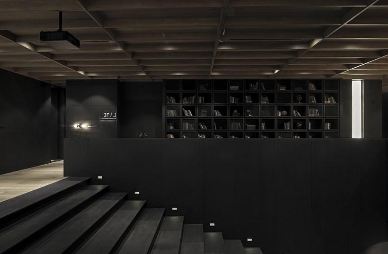 汉诺森 / 上海万科翡翠公园营销中心设计4