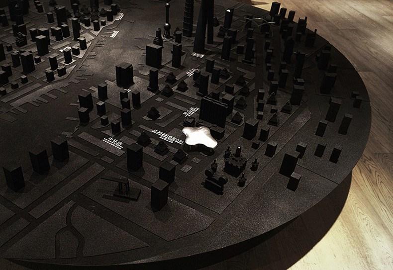 汉诺森 / 上海万科翡翠公园营销中心设计2