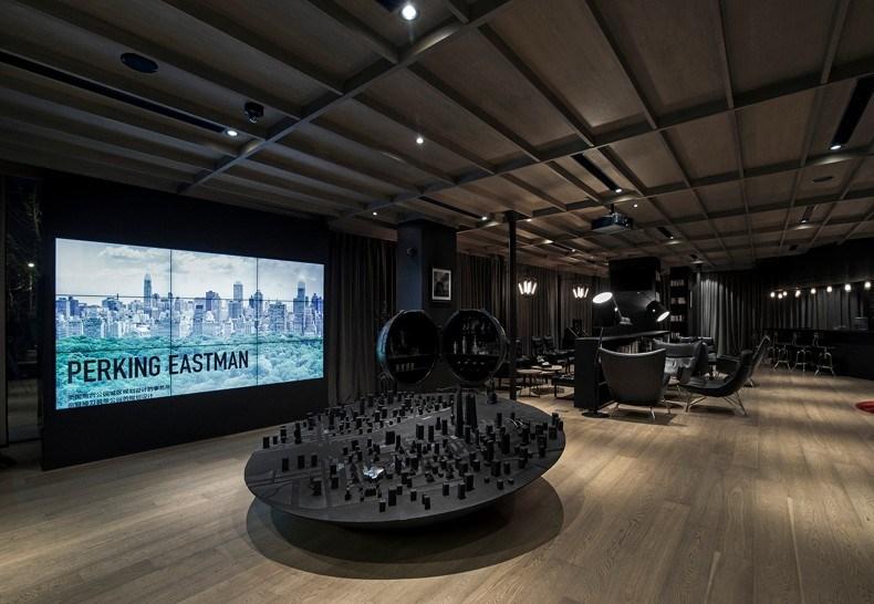 汉诺森 / 上海万科翡翠公园营销中心设计1
