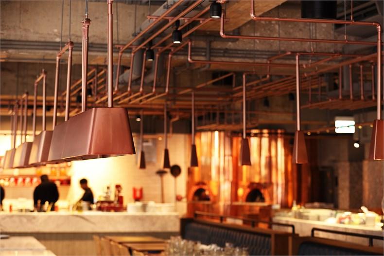 【首发】Kokaistudios打造兰桂坊Ciao Chow意大利餐厅-05