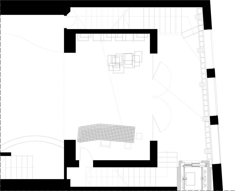 """【首发】Menis建筑师事务所:特纳里夫美术中心持重又不失时尚的""""复兴""""-13"""