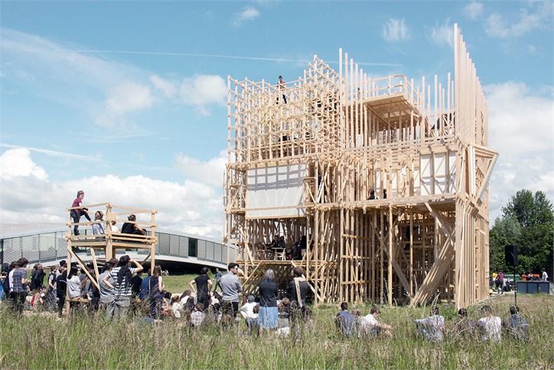 ALICE设计院:洛桑联邦理工学院的协同装置艺术-11