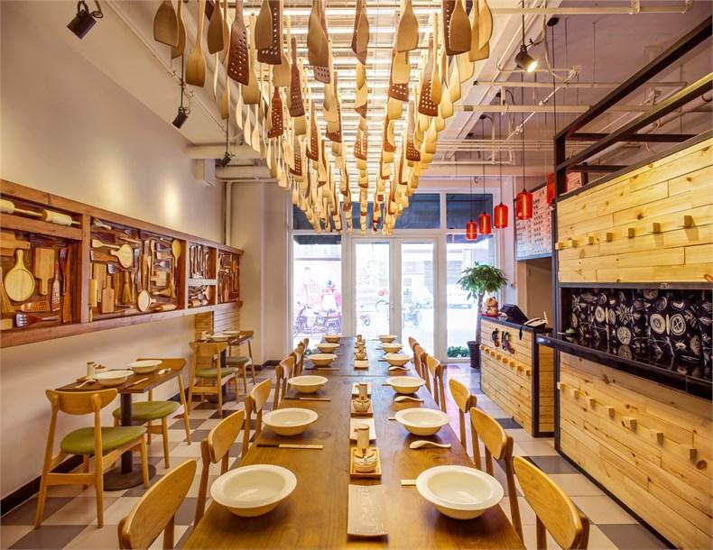 【首发】大为设计:嗑饭台湾小吃餐厅-01