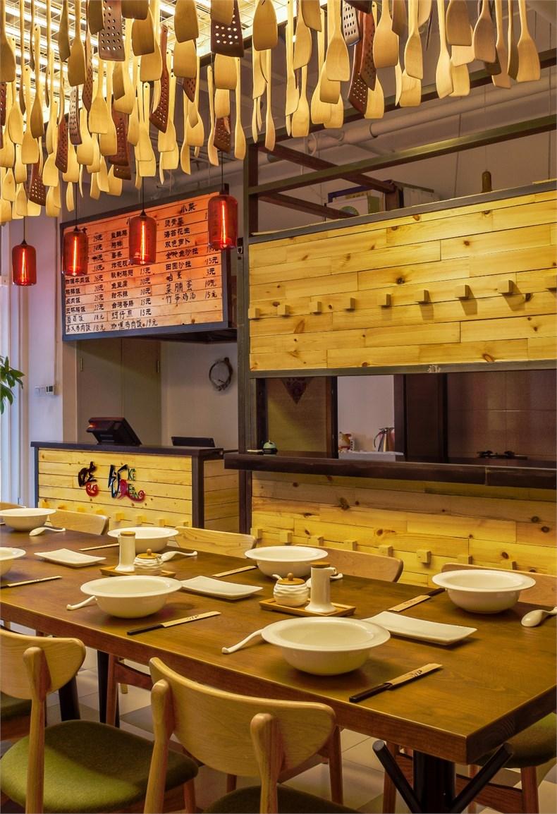 【首发】大为设计:嗑饭台湾小吃餐厅-05