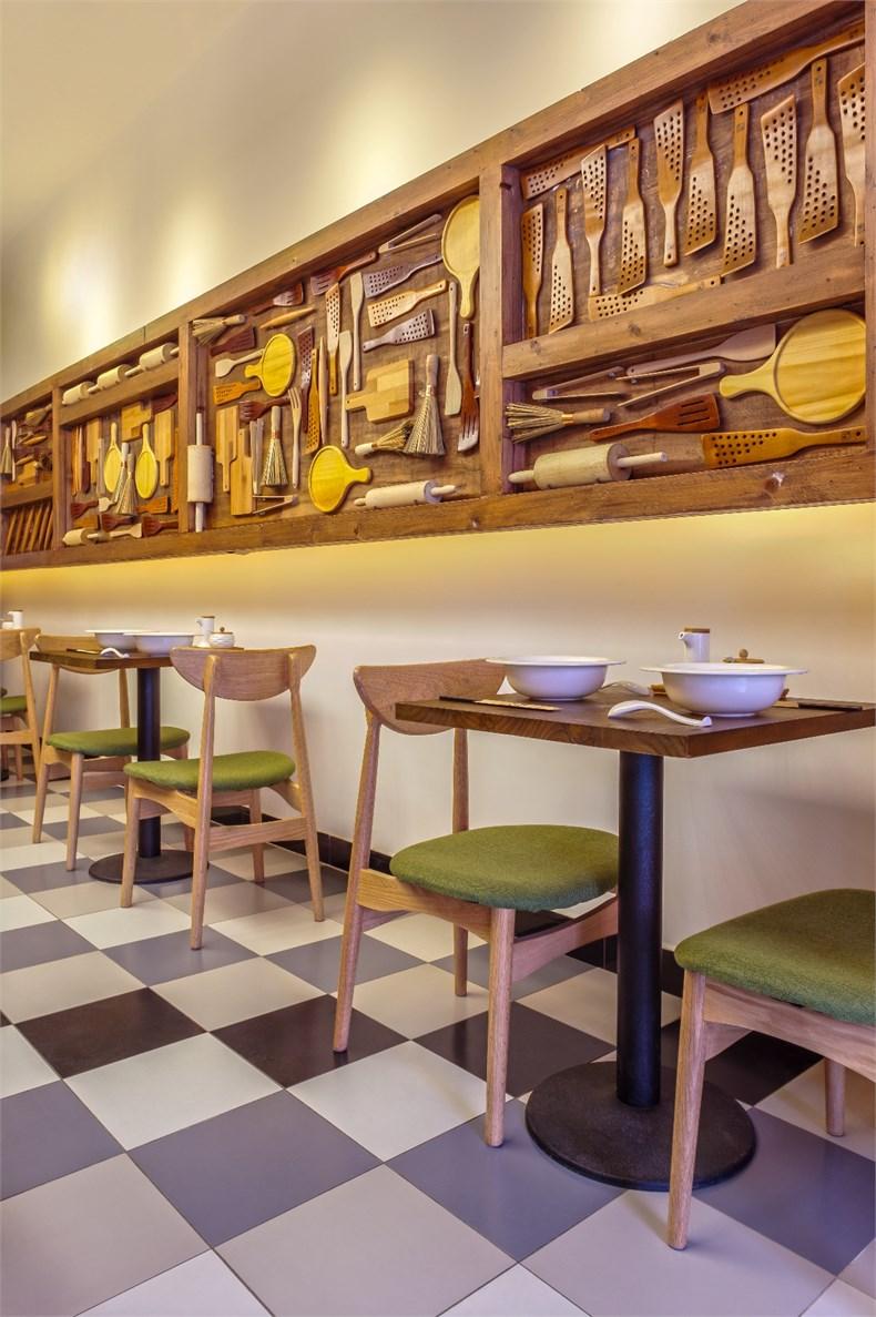 【首发】大为设计:嗑饭台湾小吃餐厅-04