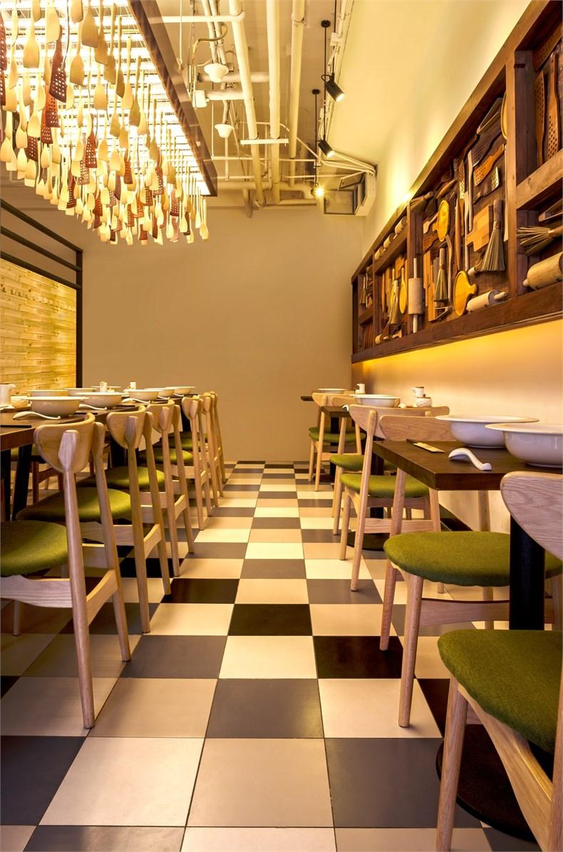 【首发】大为设计:嗑饭台湾小吃餐厅-06