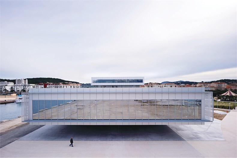 DATA建筑事务所:法国拉塞讷文化商业综合-10