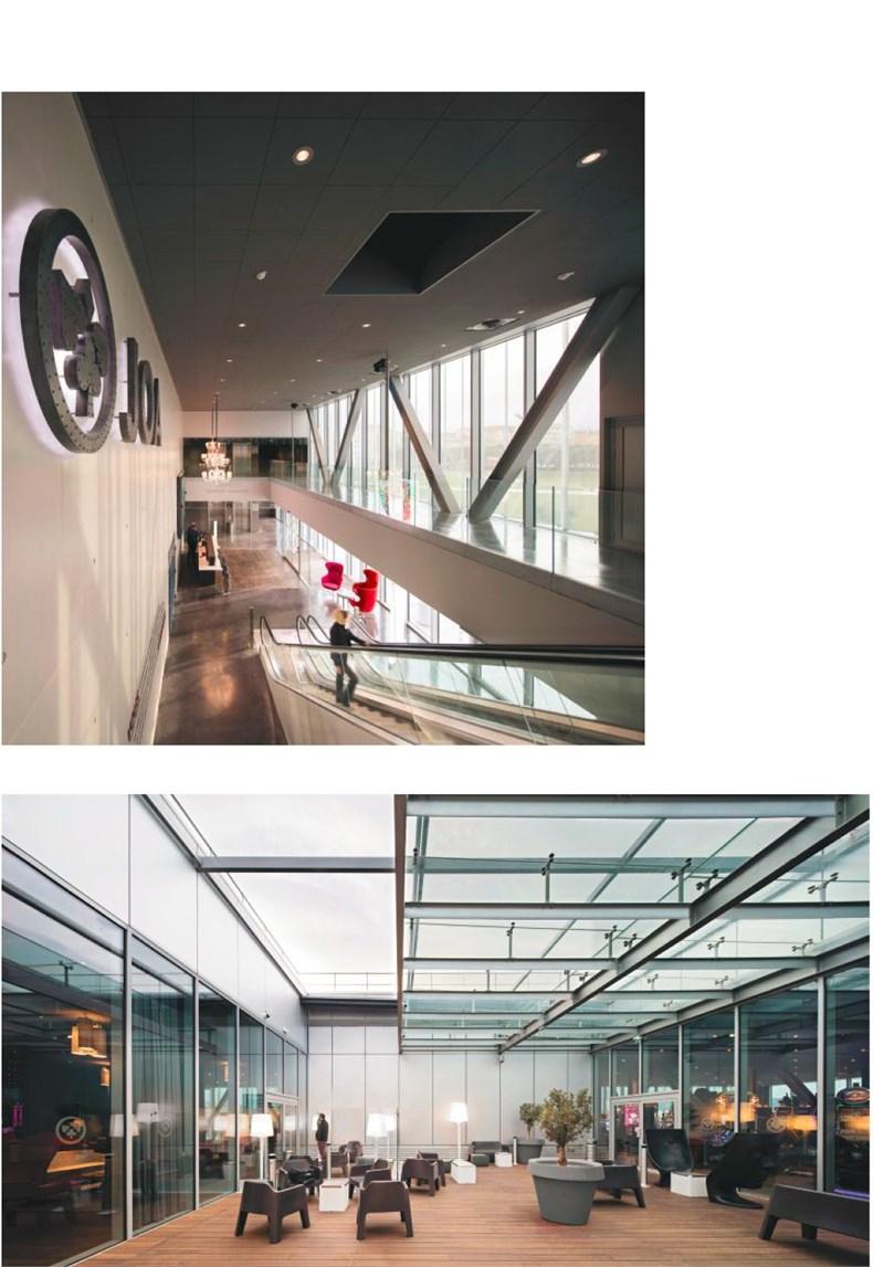 DATA建筑事务所:法国拉塞讷文化商业综合-11