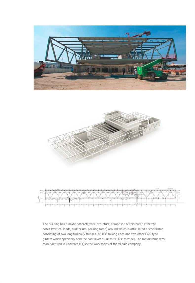 DATA建筑事务所:法国拉塞讷文化商业综合-14