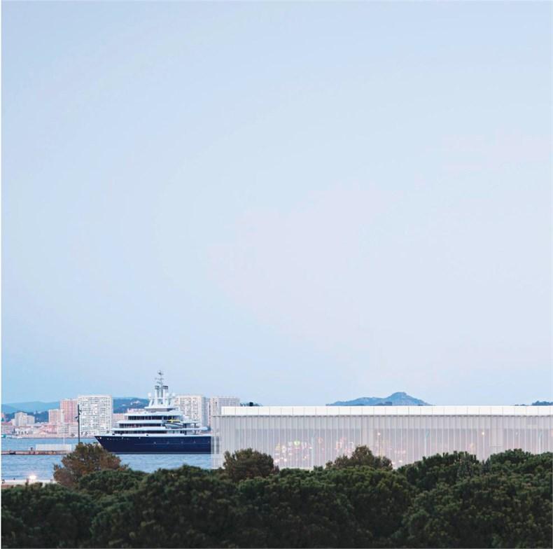 DATA建筑事务所:法国拉塞讷文化商业综合-15