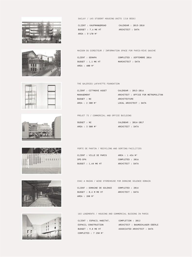 DATA建筑事务所:法国拉塞讷文化商业综合-19