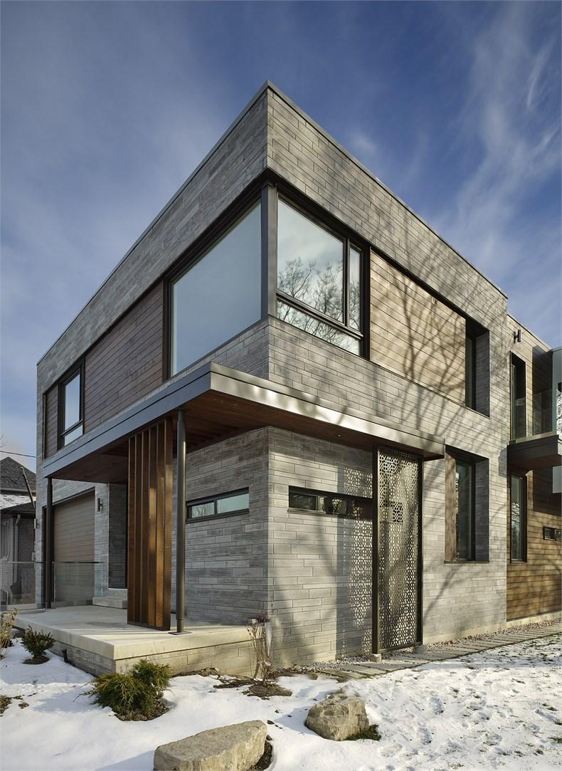 Alva Roy:多伦多花园独栋住宅设计-02