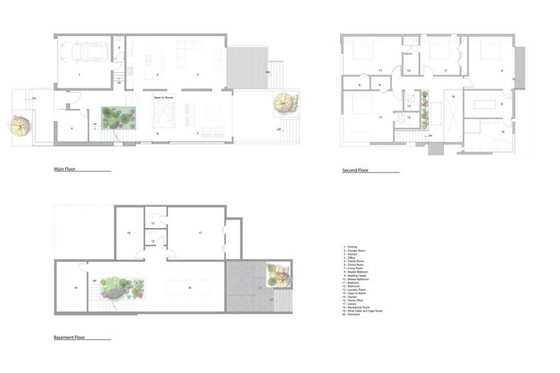 Alva Roy:多伦多花园独栋住宅设计-13