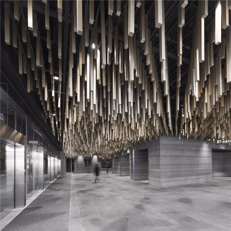 如恩设计 上海虹桥天地演艺与展示中心设计