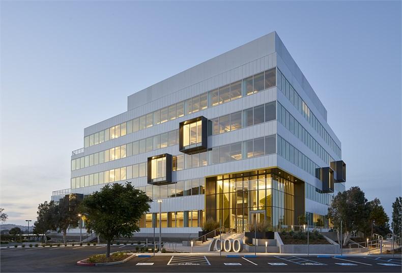 布里斯班校园办公大楼改造-01