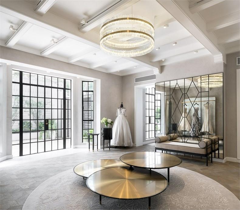 Kokaistudios:上海高级定制品牌Grace Chen之家设计6