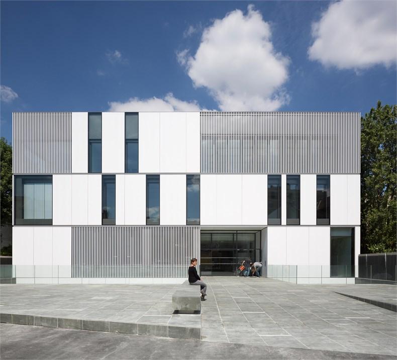 babin+renaud:巴黎Vanves省音乐学院设计-01