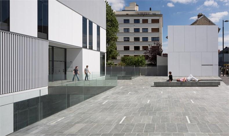 babin+renaud:巴黎Vanves省音乐学院设计-02