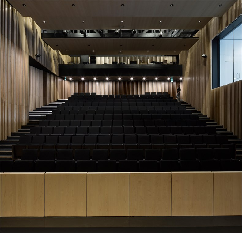 babin+renaud:巴黎Vanves省音乐学院设计-05
