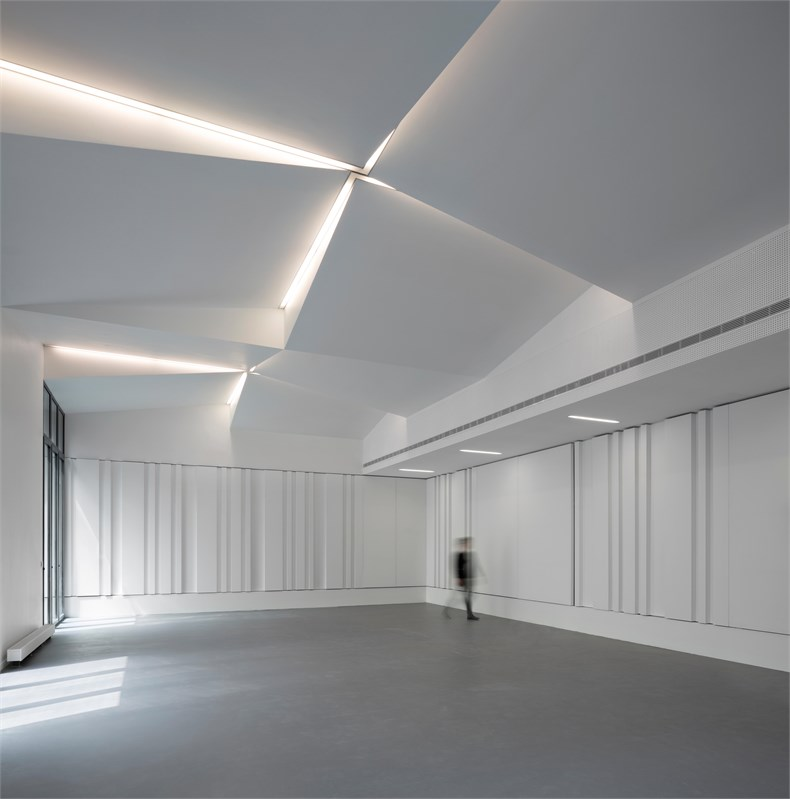 babin+renaud:巴黎Vanves省音乐学院设计-08