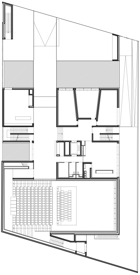 babin+renaud:巴黎Vanves省音乐学院设计-12