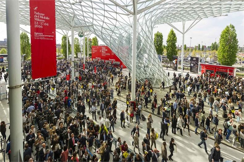 【大事件】米兰国际家具展来上海了,限时预约购票!
