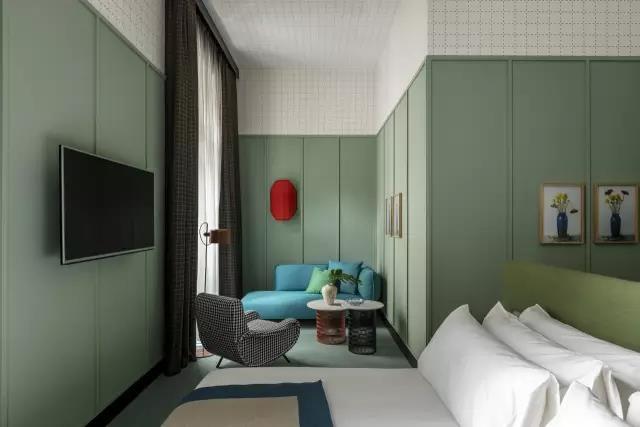 Patricia Urquiola:Giulia酒店设计-11