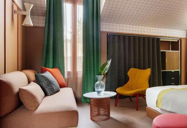 Patricia Urquiola:Giulia酒店设计-13