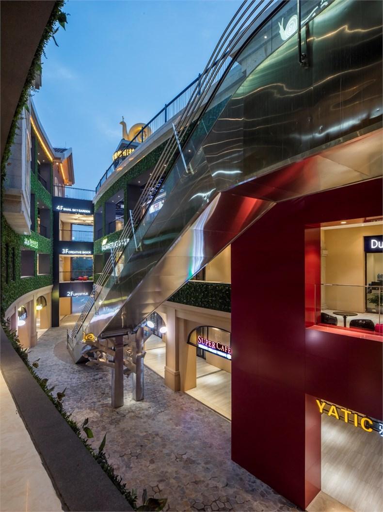 申俊伟:VITA GREEN維他格林街设计6