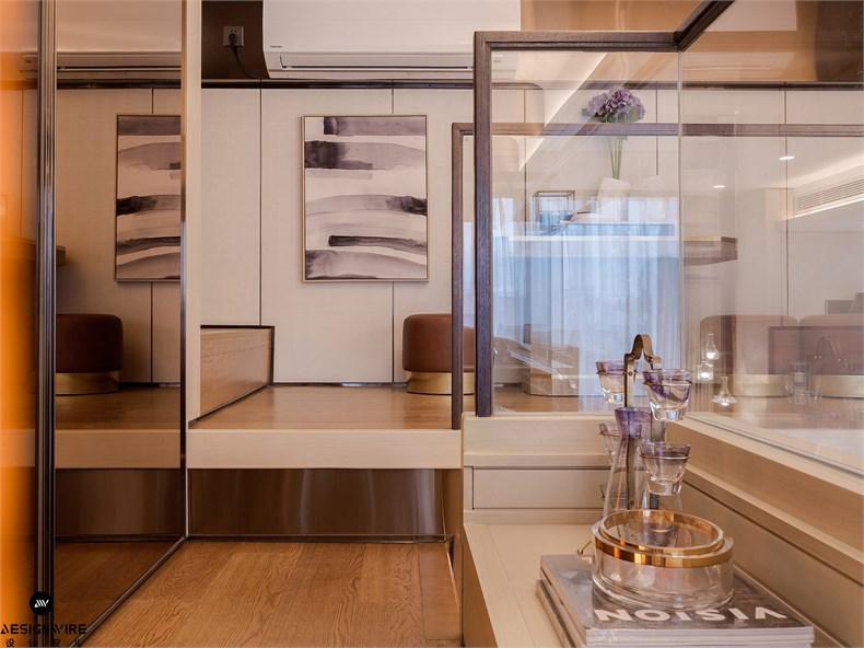 【首发】于强:鲁能·钓鱼台美高梅LOFT公寓(三套)设计-04