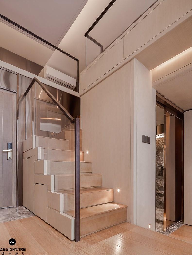 【首发】于强:鲁能·钓鱼台美高梅LOFT公寓(三套)设计-08