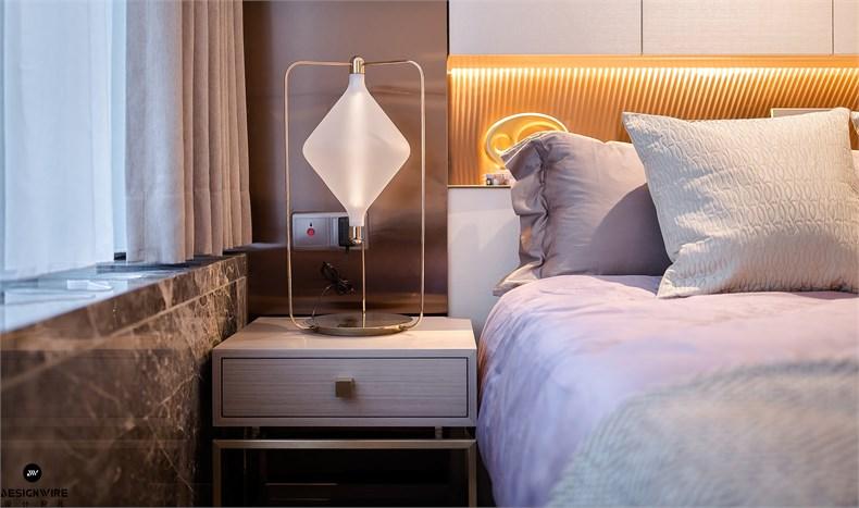 【首发】于强:鲁能·钓鱼台美高梅LOFT公寓(三套)设计-18