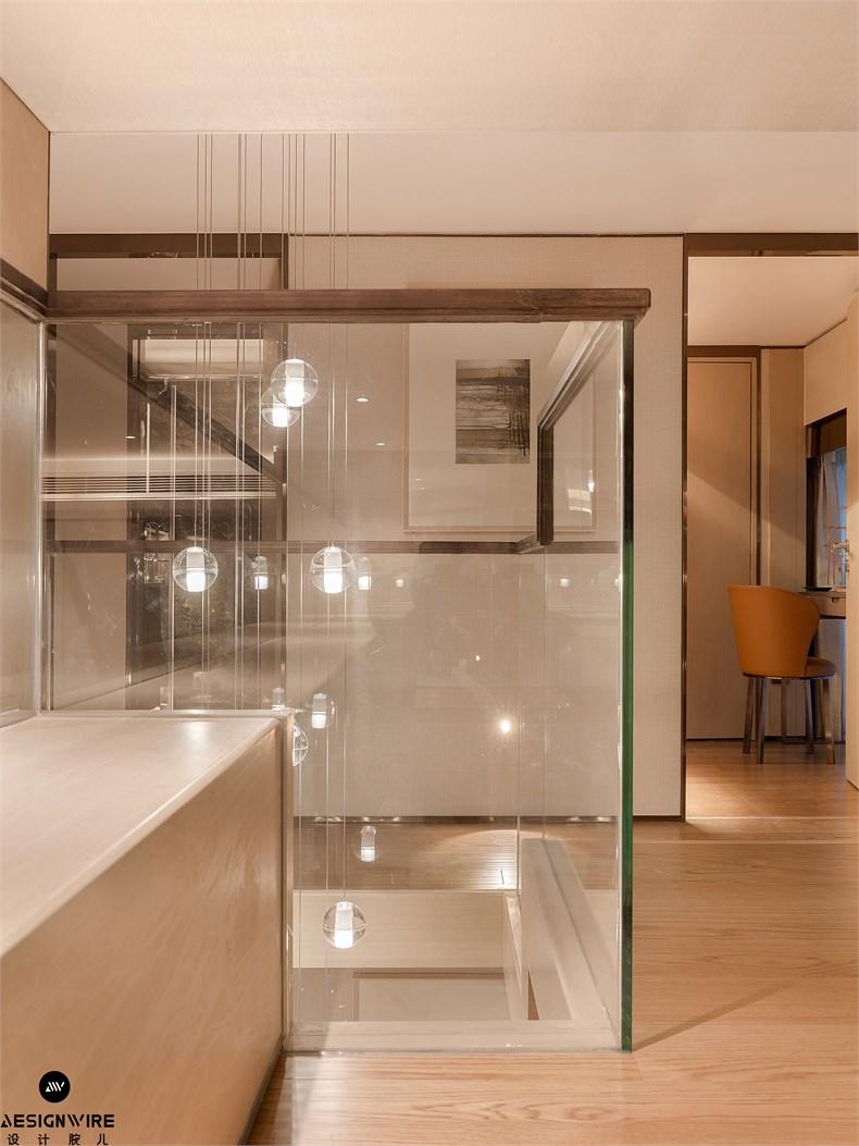 【首发】于强:鲁能·钓鱼台美高梅LOFT公寓(三套)设计-17