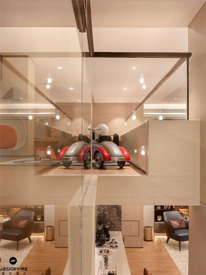 【首发】于强:鲁能·钓鱼台美高梅LOFT公寓(三套)设计-16