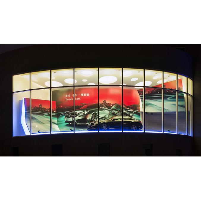 何俊宏:台北奔驰展厅设计3