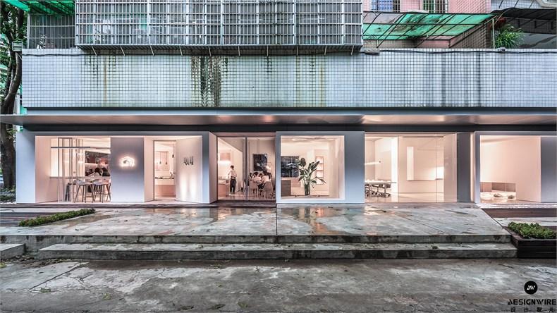 陆颕芝:Atelier Peter Fong咖啡馆设计-01
