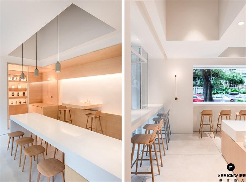 陆颕芝:Atelier Peter Fong咖啡馆设计-04