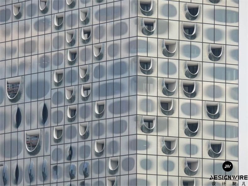 Herzog & de Meuron:Elbphilharmonie音乐厅设计-06