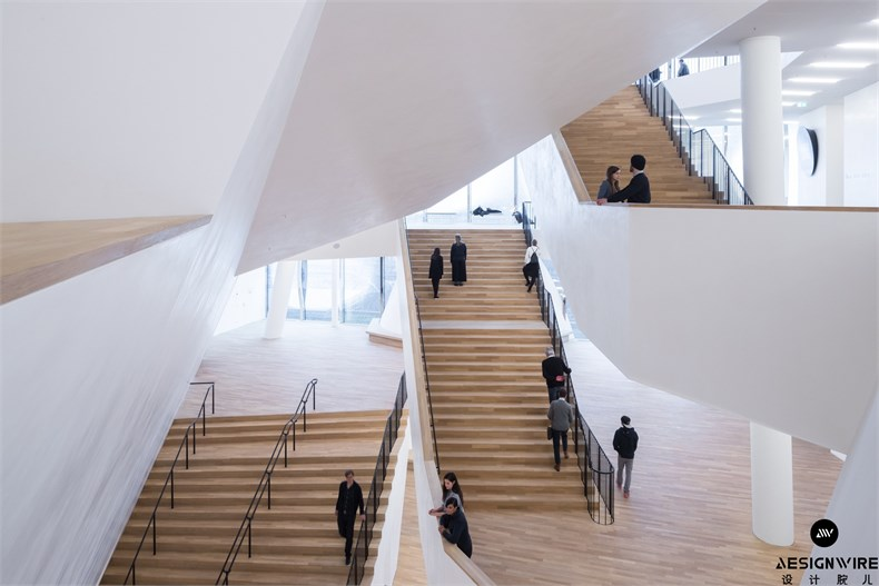 Herzog & de Meuron:Elbphilharmonie音乐厅设计-15