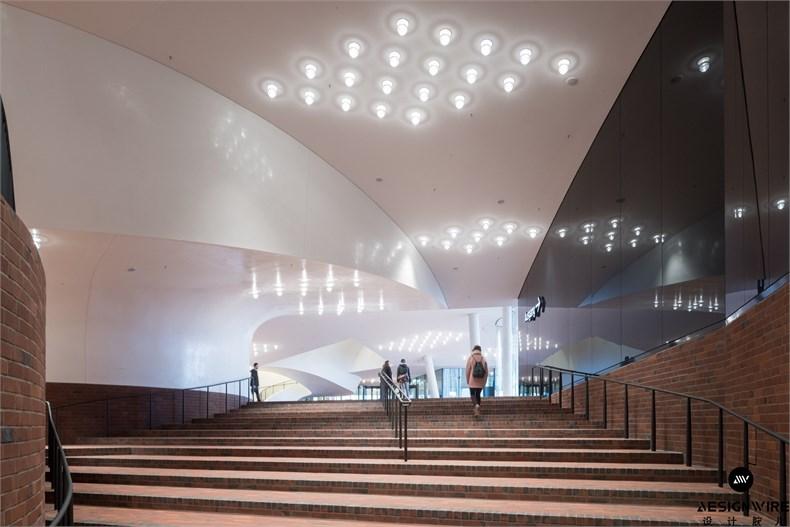 Herzog & de Meuron:Elbphilharmonie音乐厅设计-08