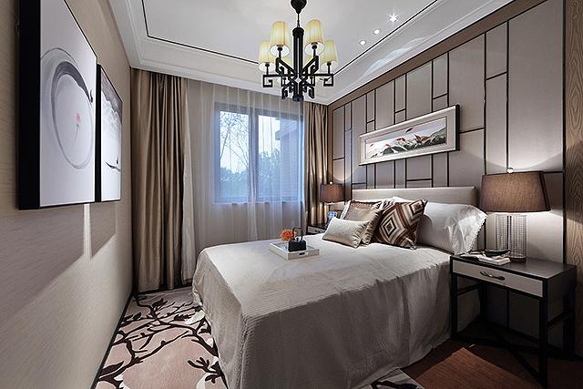 背景墙 房间 家居 起居室 设计 卧室 卧室装修 现代 装修 640_427